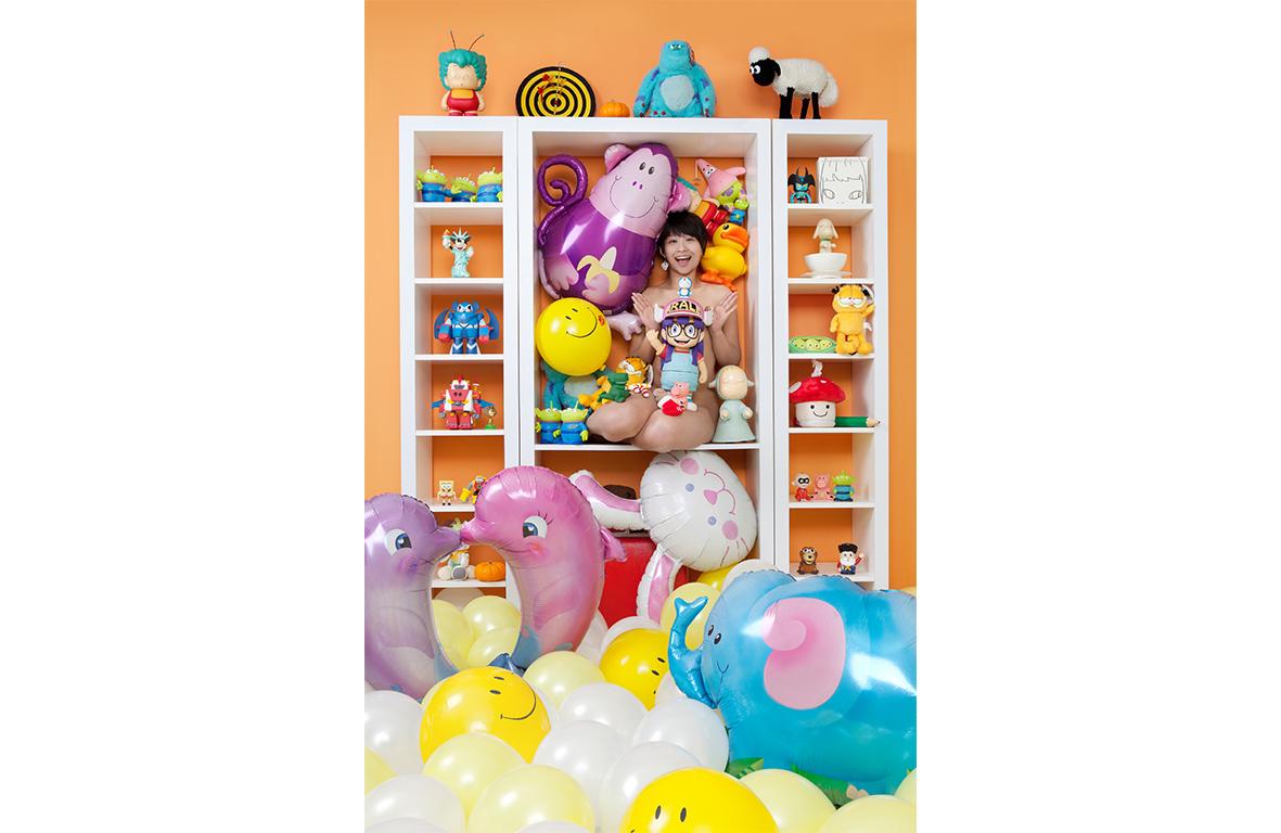 王建扬 梦幻玩具柜 2011 摄影  100x67cm