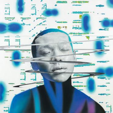 WEB-林宏信_微量裂解VI_2017_油彩、丙烯、畫布_155×155cm (120S)_小