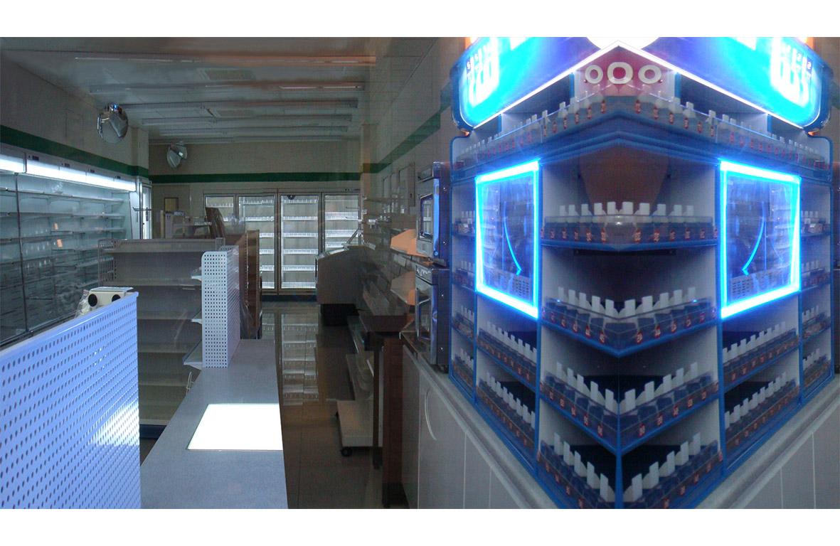 陈依纯 室内风景 2009 有声摄影录像 7min38sec 共六版