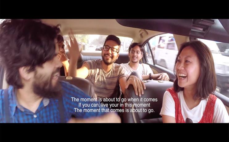 陈思含&Vaibhav Raj Shah  KAL   2015  录像  10min46sec