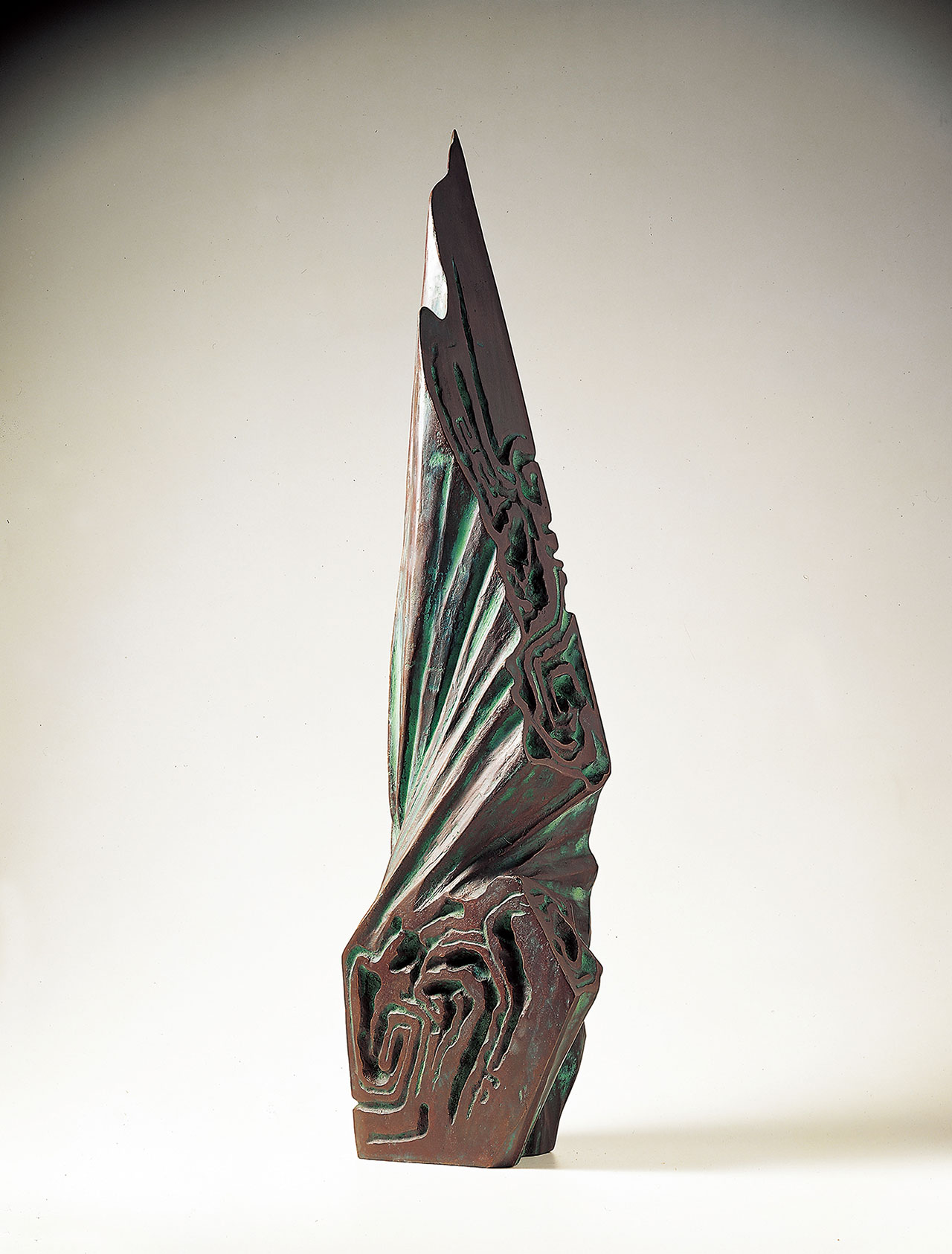 Tower of Dreams Bronze 182x25x47cm