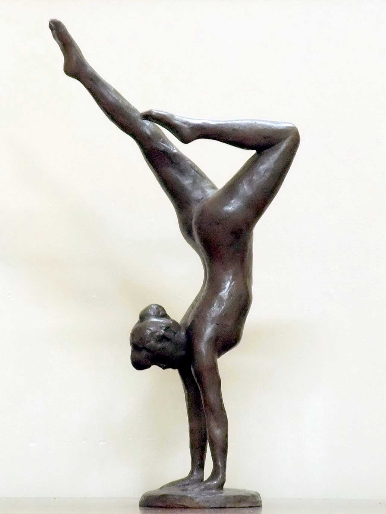 Gymnastic Series 10 52x25x13cm Copper