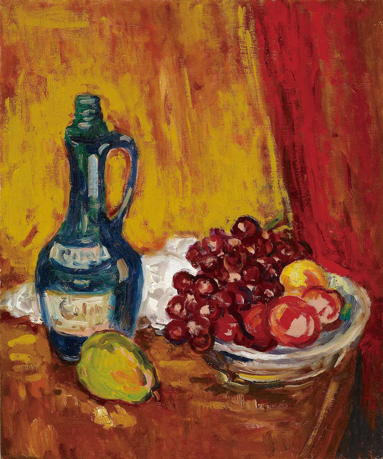 Still Life Oil on canvas 60.5x50cm
