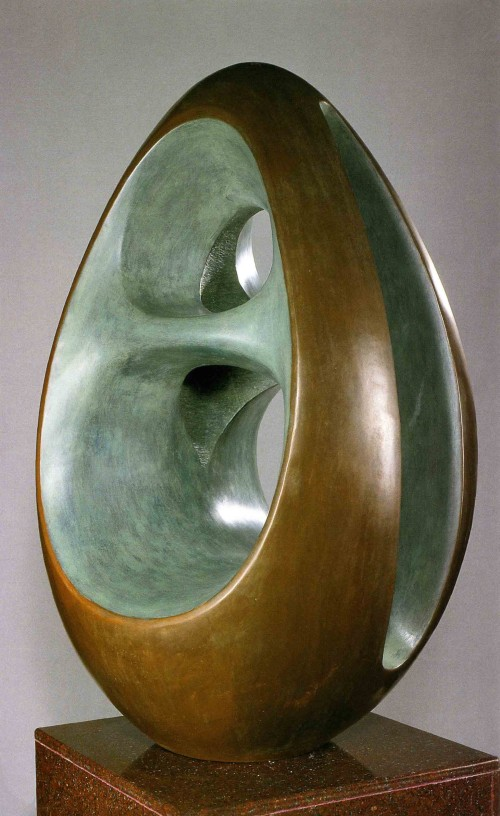 CHEN Yin-Jye Beginning 1982 Copper  120×72×58cm