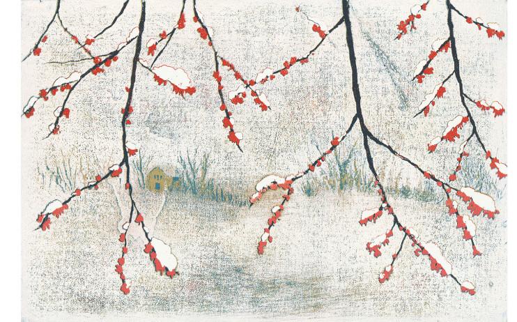 YA-LAN_winter Scene