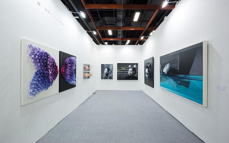 2015 ArtTaipei D32 Liang Gallery