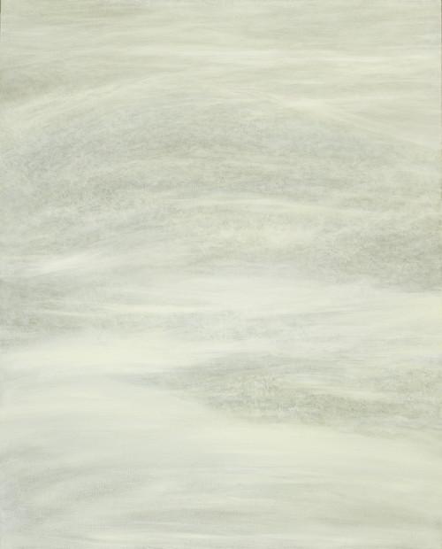 林煒翔  雲集 2016 油彩、畫布  100x80.5cm