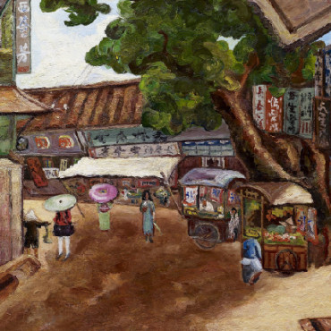 West Huifang_Oil on canvas_117x91cm(50F) RGB-01