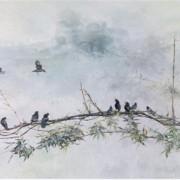 Chang Tsui-Jung postcard
