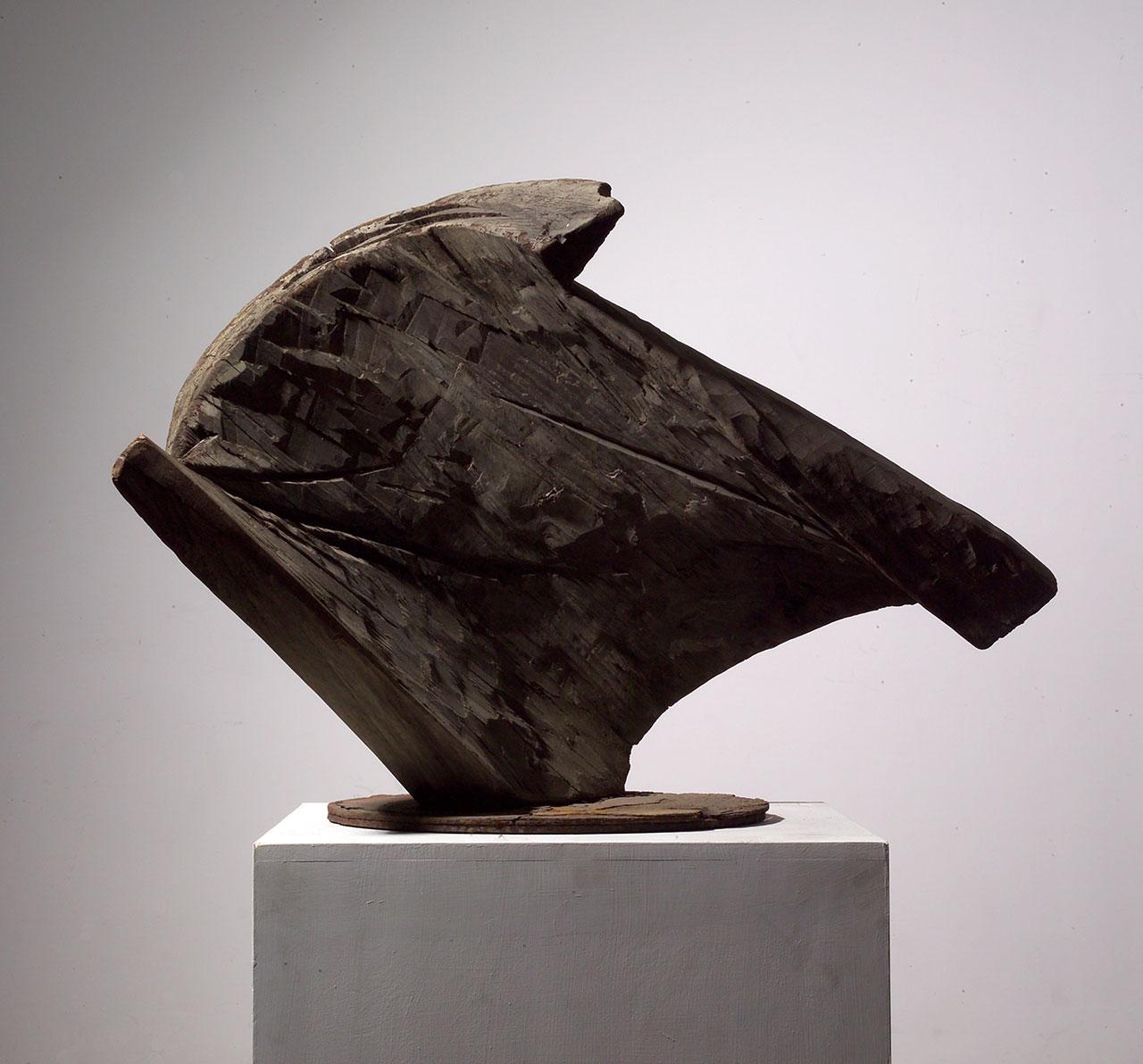 楊英風 太極(二) 銅雕 65x97x50cm