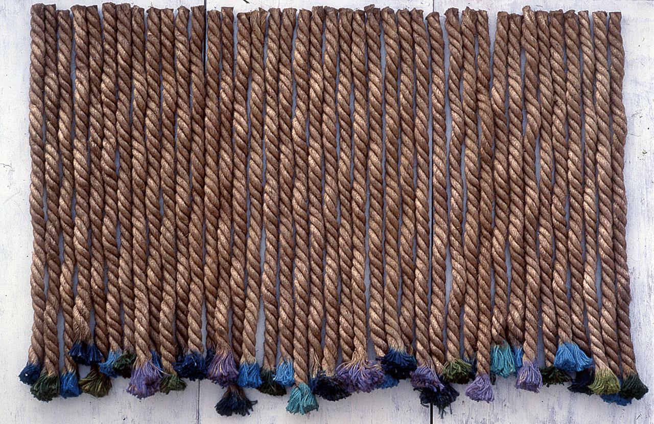 楚戈 垂象 繩結 150x200cm