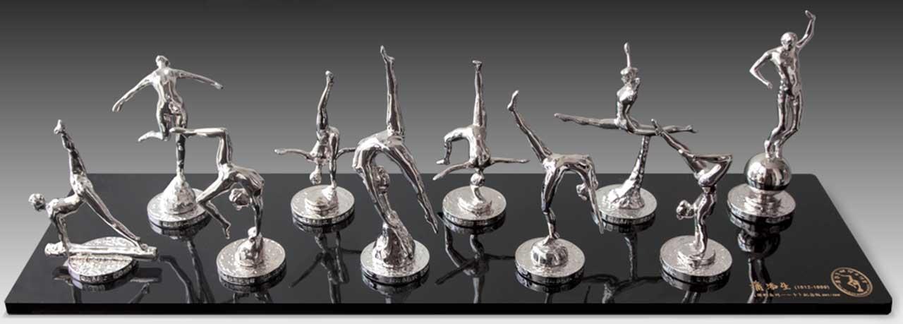 蒲添生 運動系列紀念版2 不鏽鋼