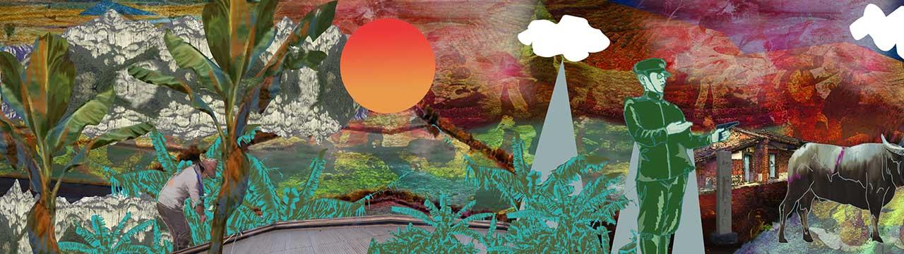 陳依純 林水源傳奇 有聲彩色錄像