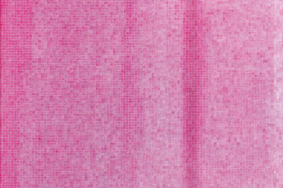 金芬華 玫瑰紅之一 油彩畫布 130x162cm