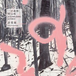 2017許常郁個展『一座森林的完成』_封面_B