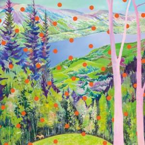 Hsu Chang Yu postcard