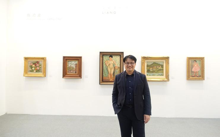 尊彩藝術中心 負責人余彥良
