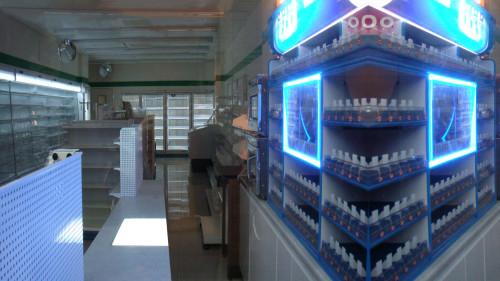 陳依純  室內風景 2009 有聲彩色錄像 7分鐘38秒 共六版