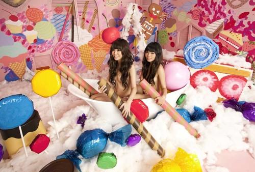 王建揚 甜點世界的奇幻旅程 2011 噴墨輸出藝術相紙 110x165cm