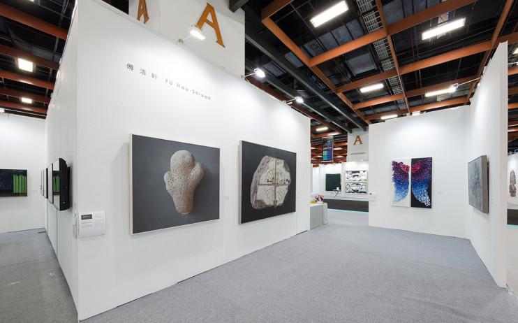 Art Taipei D32 尊彩藝術中心