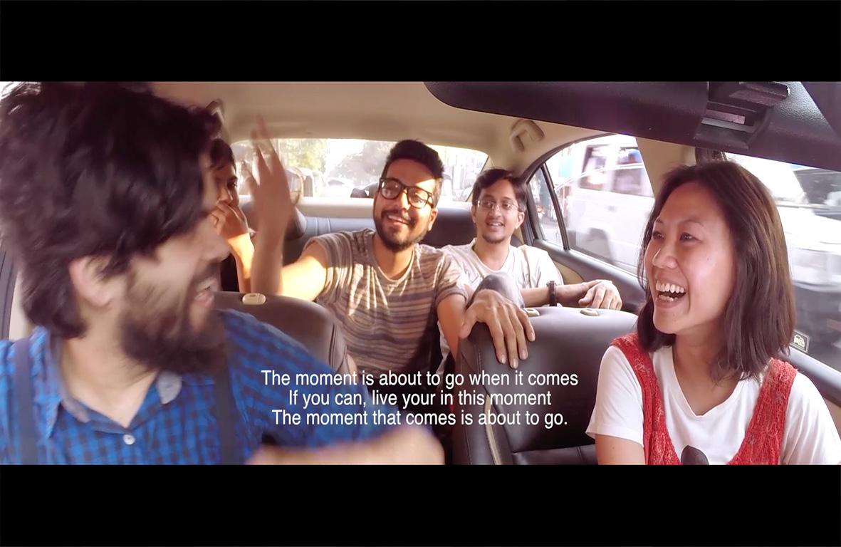 陳思含&Vaibhav Raj Shah  KAL   2015  錄像  10min46sec