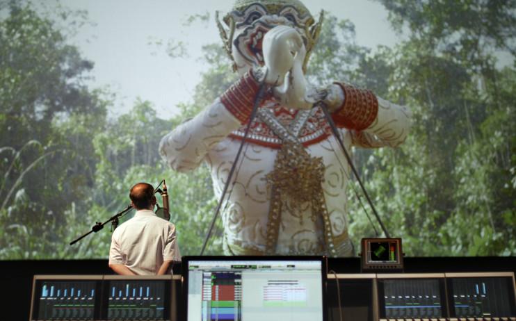 許家維  廢墟情報局  2012 單頻道錄像裝置  13min30sec