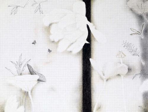 金芬華 清境 油彩畫布 97x130cm